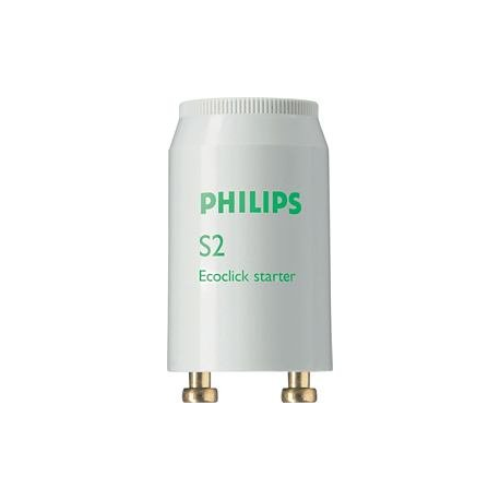 Starteris S2 4-22W SER 220-240V Philips