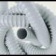 Vamzdis spiralinis el. montavimui GUS