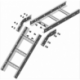 Jungtis LGCH45N kopėč. lanksti