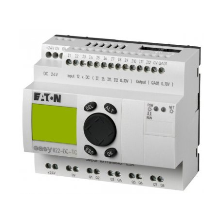 Relė EASY822-DC-TC