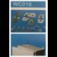 Tvirtinimo element WC010 prie sienos (kompl.4vnt.)