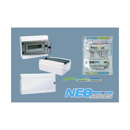 Hermetinis paskirstymo skydelis RH-NeoSeries IP65