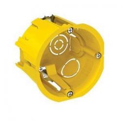Dėžutė gipsk. IMT351501 D65x45 geltona