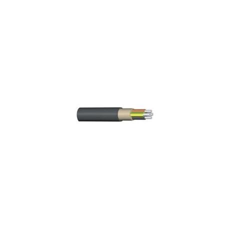 Aliumininis jėgos kabelis su PVC izoliacija 1-AYKY (YAKY, NAYY)