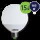 Lempa LED 15W E27 PL-GLA-21197 Leduro