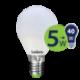 Lempa LED 5W E14 PL-G45-21182 Leduro