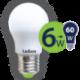 Lempa LED 6W E27 PL-A55-21184 Leduro