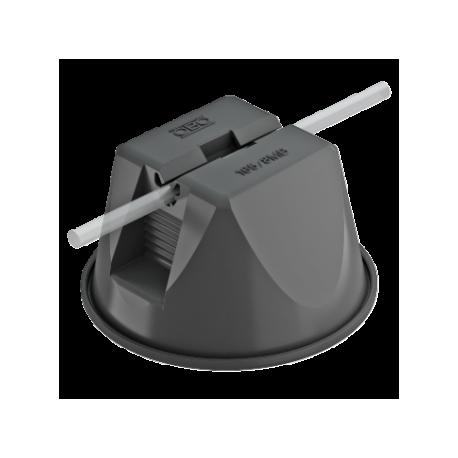 Laikiklis žaibos. 165/MBG-8 vielai 8mm