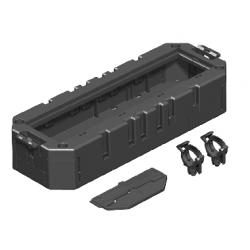Dėžutė MT4 45 2-2 modulio