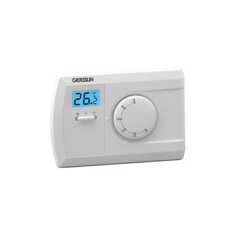 Termostatas Thermio 603 2x1.5V (AAA)