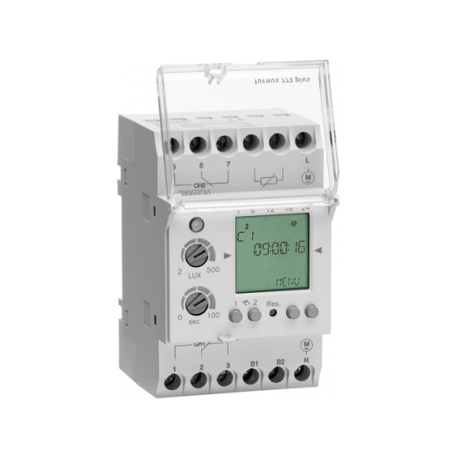 Fotorelė-laikmatis Turnus 771 Plus 230VAC