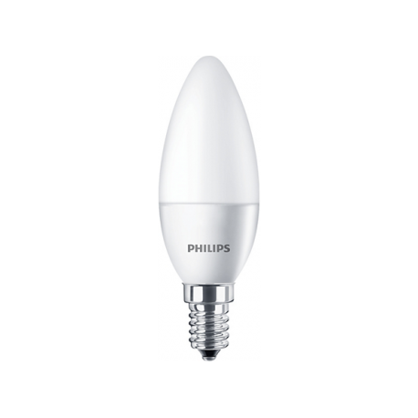 Lempa LED 5.5W (40W) E14 B35 FR CorePro candle ND