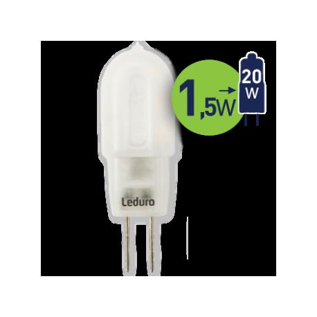 Lempa LED 1.5W 2700K 12V PL-G4-21051 Leduro