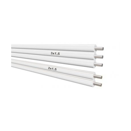Aliumininis laidas su PVC izoliacija APPV