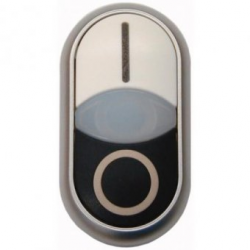 Dvigubas mygtukas M22-DDL