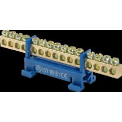 Gnybtai (mėlyni/žali) 16 mm²