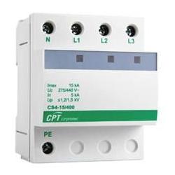 Viršįtampių ribotuvas CCS4-15/400 15KA 4P(77705421