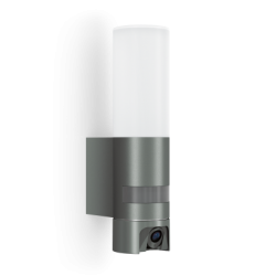 Sensorinis LED žibintas su videokamera