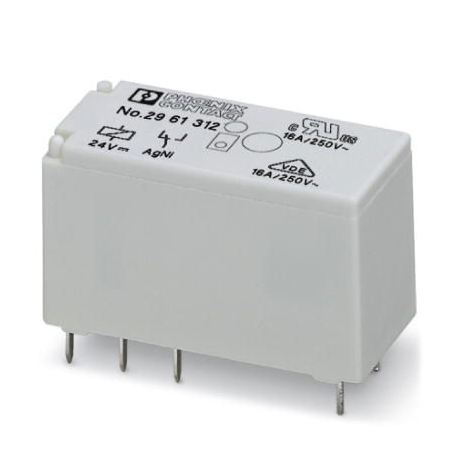 Relė REL-MR-24DC/21HC 2CO 24VDC (40)