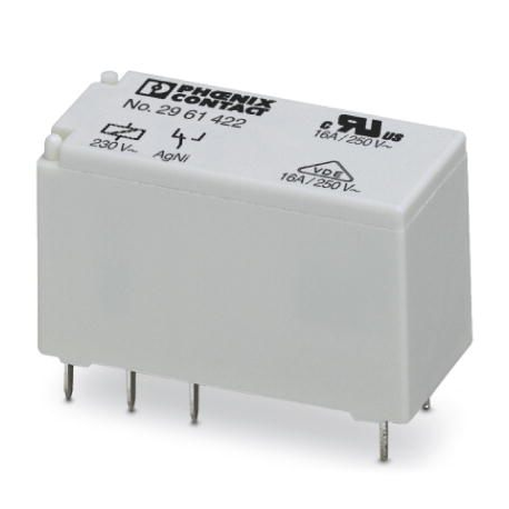 Relė REL-MR-230AC/21HC 2CO 230VAC(40)