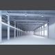 Šviestuvas aukštom patalpoms LED TOPE UFA