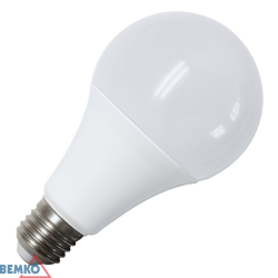 Lempa LED 18W E27 A80