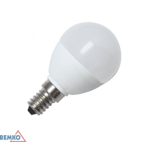 Lempa LED 6W E14 G45