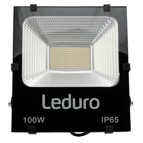 Prožekt. LED 100W 4,5K 12klm IP65 Leduro
