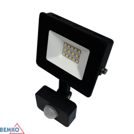 Prožektorius LED SMD IP65 4K PIR LFK