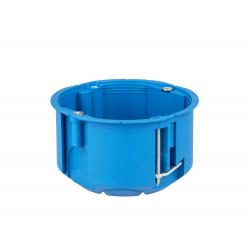 Dėžutė gipsk. PV60K sujung. mėlyna (8682)