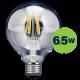 Lempa LED 6.5W 806lm E27 2700K FL-D95-70103 LEDURO