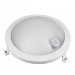 Šviestuvas LED 12W IP54 4000K su jud davik