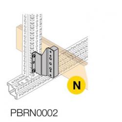 Laikiklis šynai PBRN0002 N tvirtinti